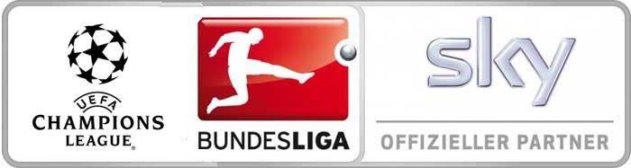 sky bundesliga champions league